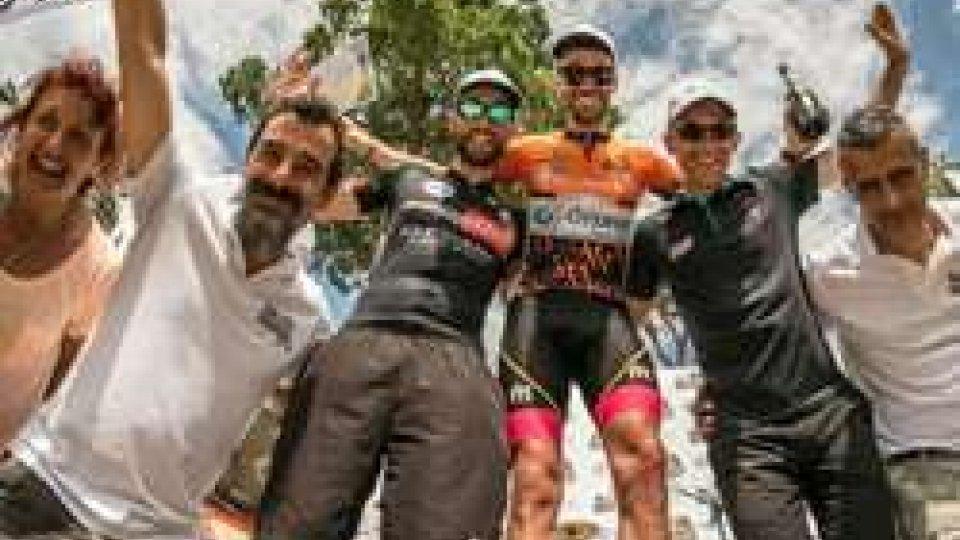 Rally di Romagna, finalmente sventola il tricolore