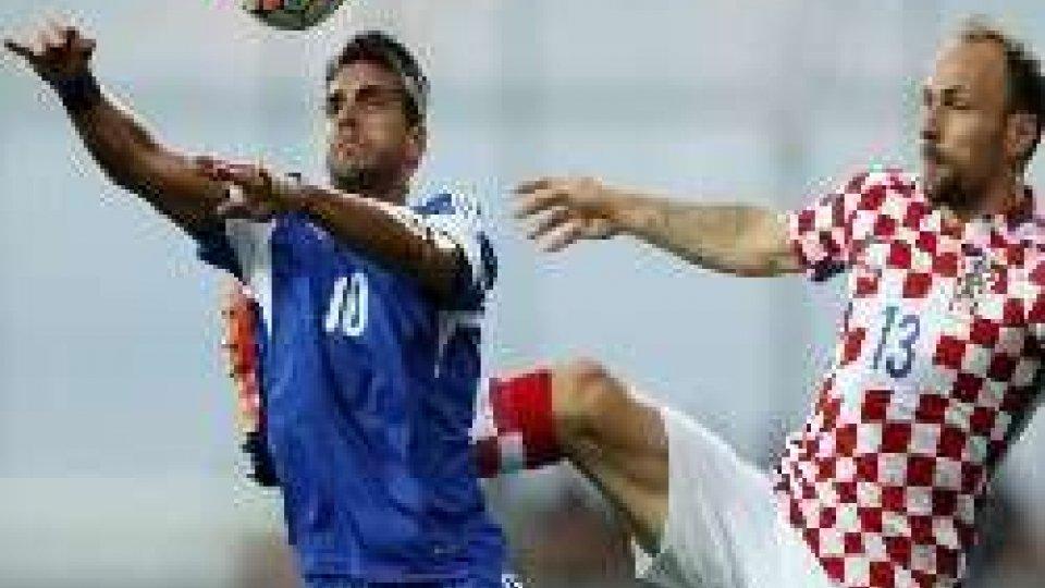 Croazia - San Marino 10-0Croazia - San Marino 10-0