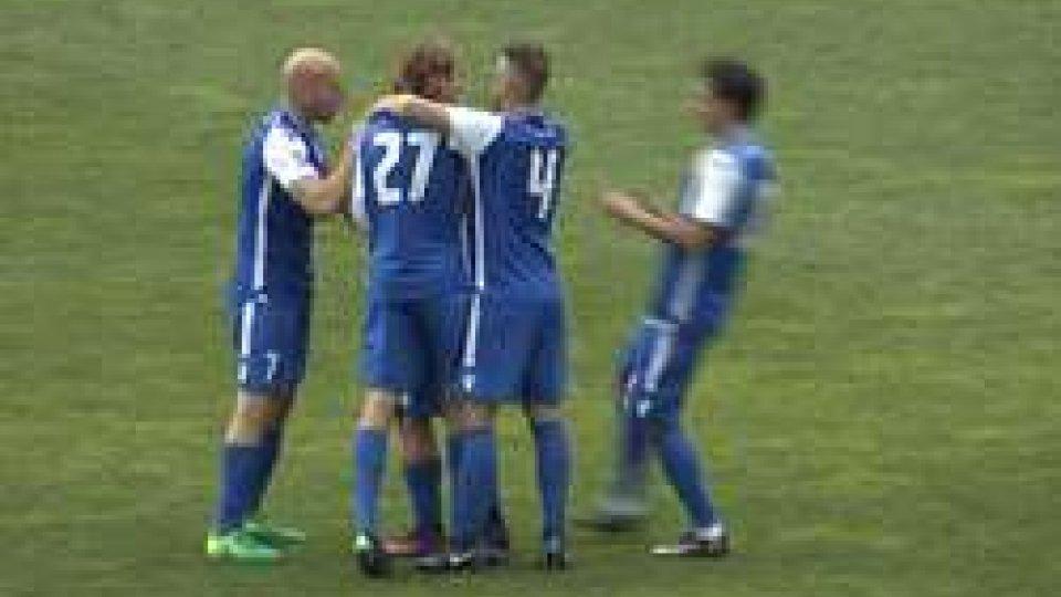 Serie D Girone F : San Marino, I Play Off nell'uovo di pasqua