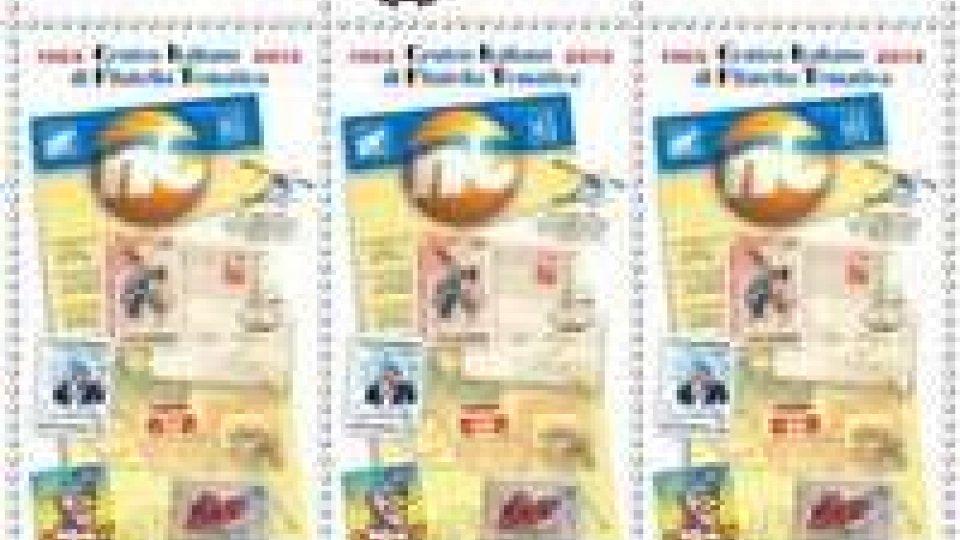 50° Anniversario Centro Italiano di Filatelia Tematica (CIFT)