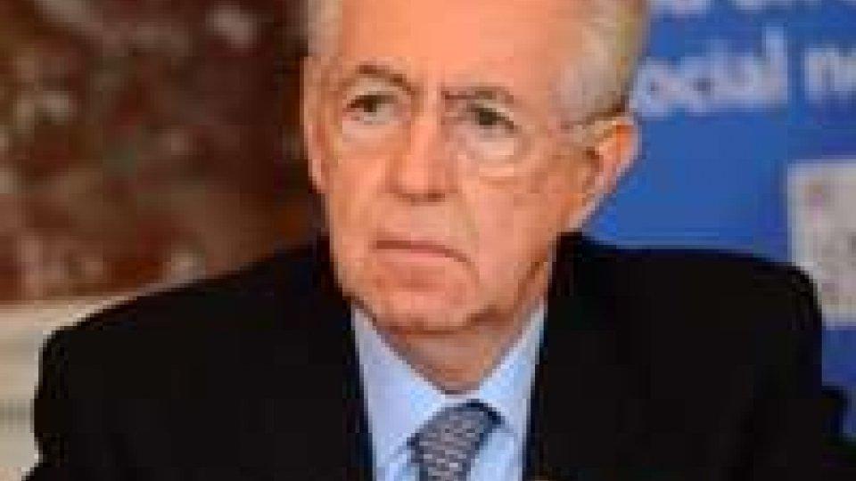 Bruxelles, al vertice Ppe pressing su candidatura Monti