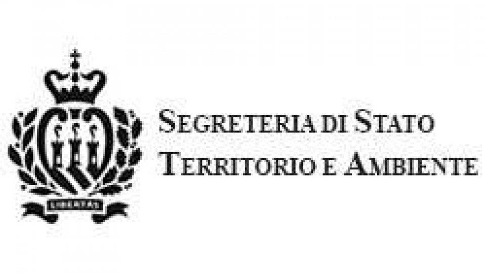 SEGRETERIA DI STATO TERRITORIO E AMBIENTE