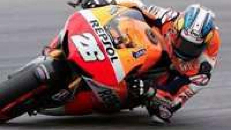 Motgogp. Test a Sepang. Lorenzo è 2', Valentino Rossi 5'