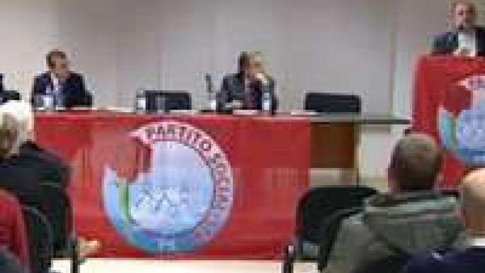 Il Partito Socialista si prepara al congressoIl Partito Socialista si prepara al congresso