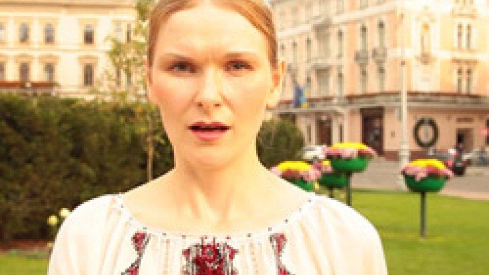 Victoria PolischukL'Ucraina celebra il 27° anniversario dell'indipendenza