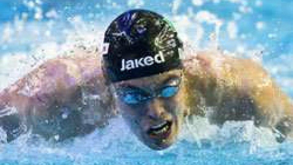 Nuoto: Sabbioni, Rivolta e Detti da record a NetanyaNuoto: Sabbioni, Rivolta e Detti da record a Netanya