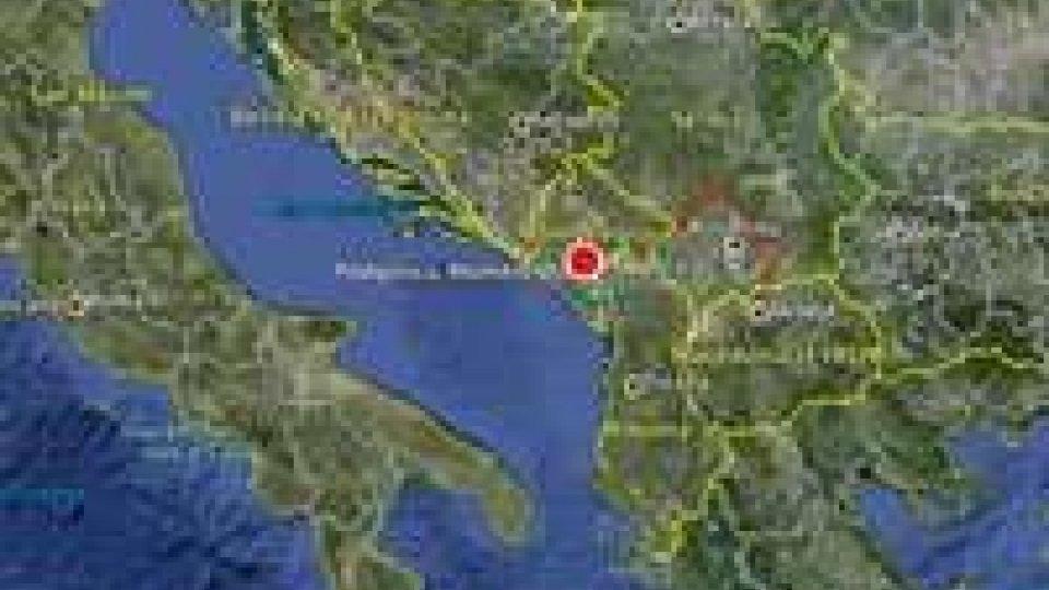 Nazionale: terremoto a Podgorica, avvertito anche dalla nazionale sammarinese