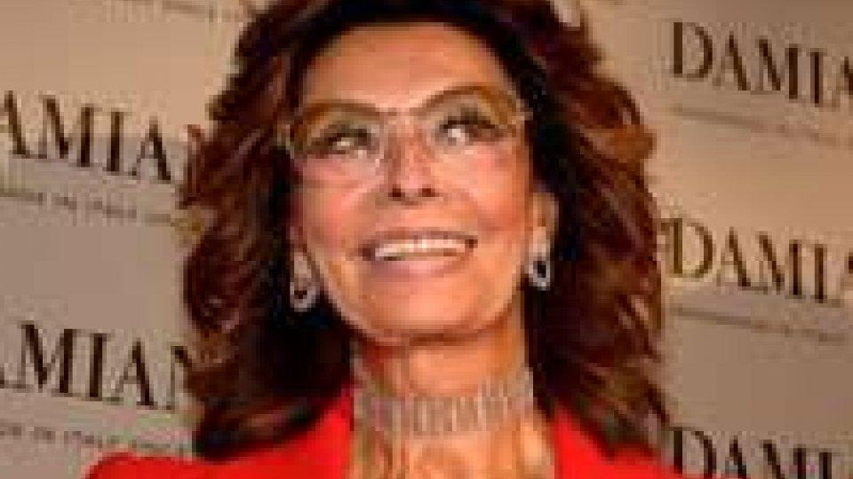 San Marino. Sofia Loren sarà ricevuta dalla Reggenza