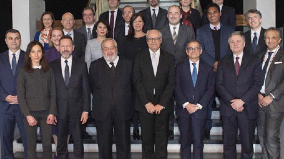 Meeting Fmi a MaltaMeeting Fmi a Malta: incontro informale di saluto Guidi-Tria
