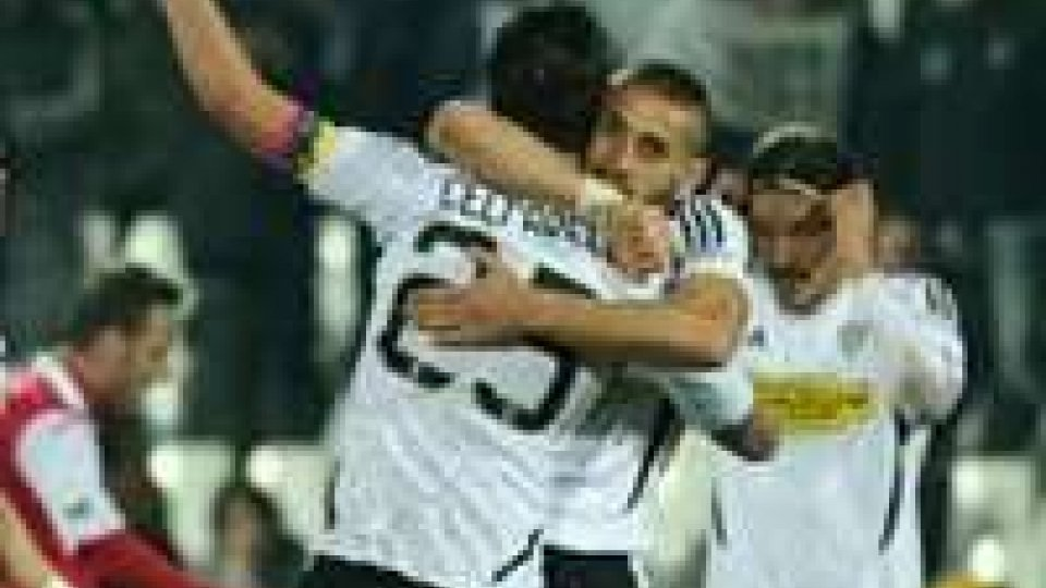 Cesena - Padova 2-0Cesena - Padova 2-0