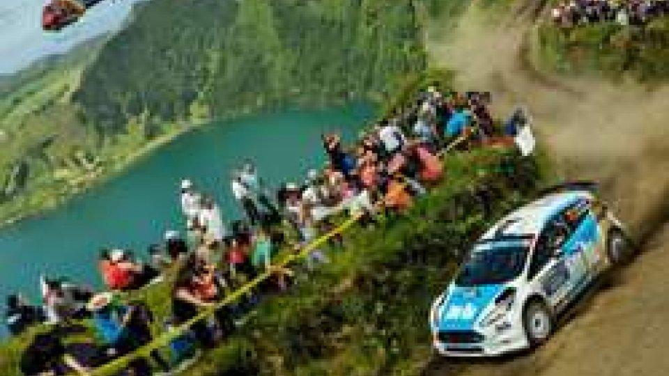 ERC: Comincia il Campionato con il Rally delle Azzorre