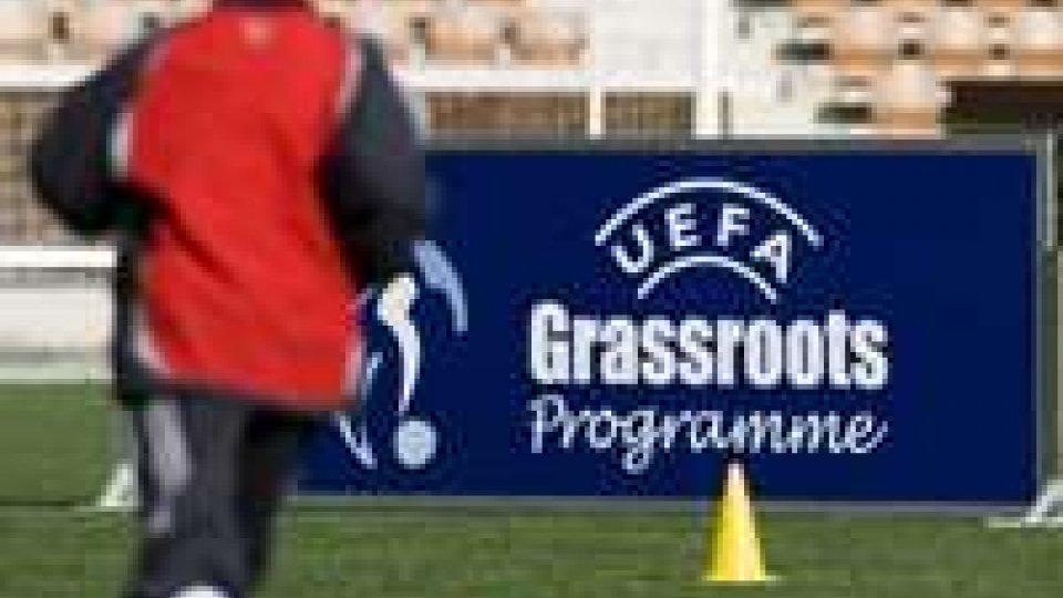 San Marino ha aderito al progetto Grassroots