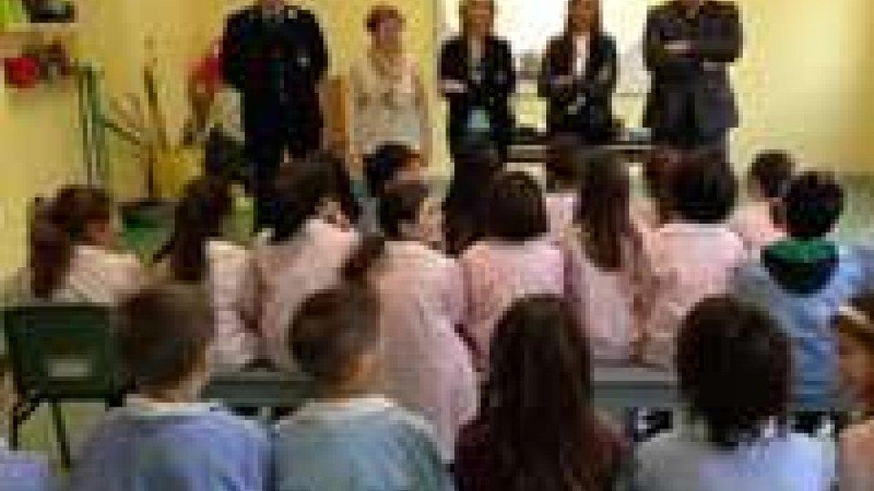 Riccione: Vigili Urbani in classe insegnano la sicurezza stradale