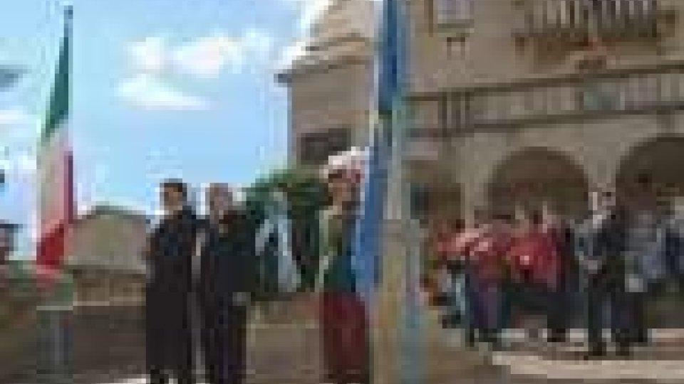 Scampo di Garibaldi: cerimonia di commerazione nell'omonima piazzetta