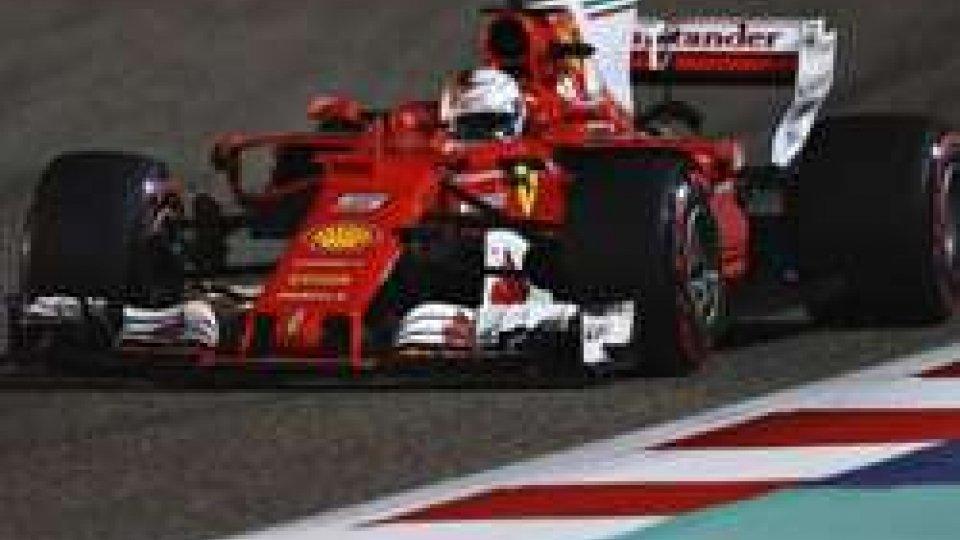 F1: colpaccio di Vettel in Bahrain