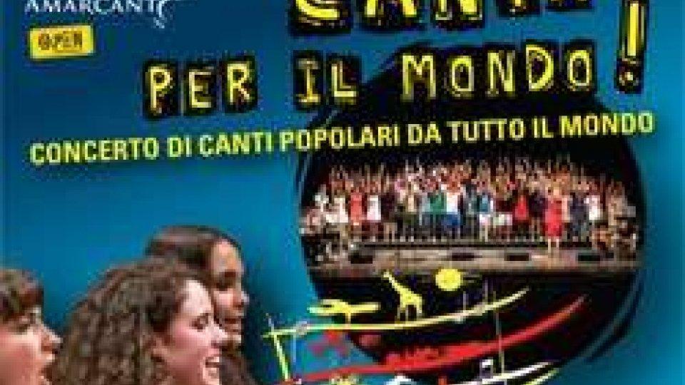 CANTA (per il mondo!) al NOVELLI