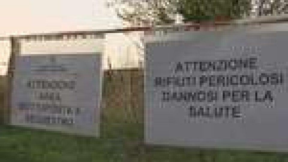 Discarica abusiva di rifiuti pericolosi a Longiano, nel cesenate