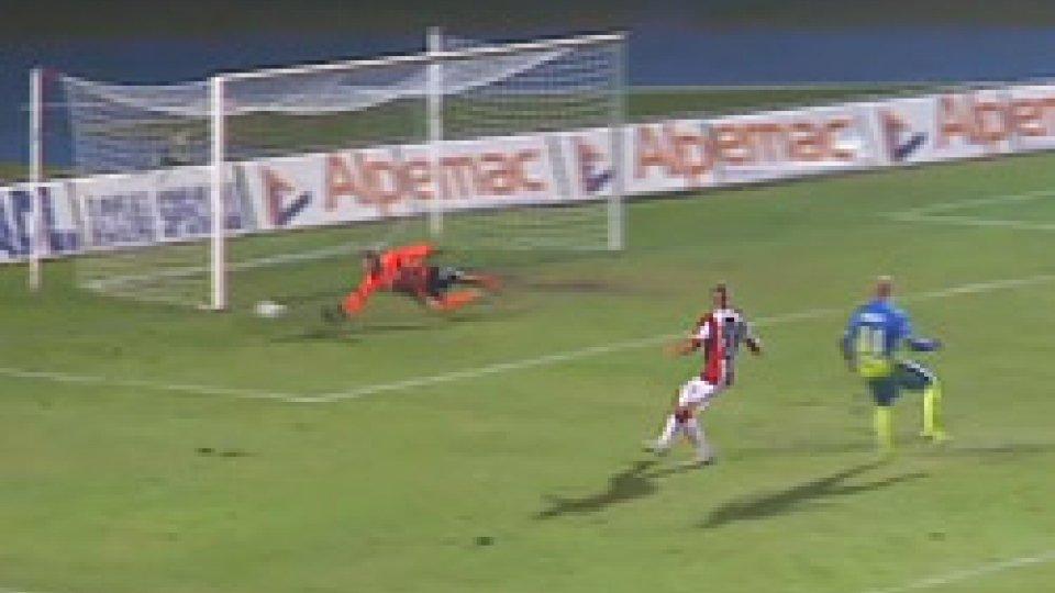 Feralpi - Vicenza 0-3Il Vicenza passa a Salò e inguaia la Feralpi