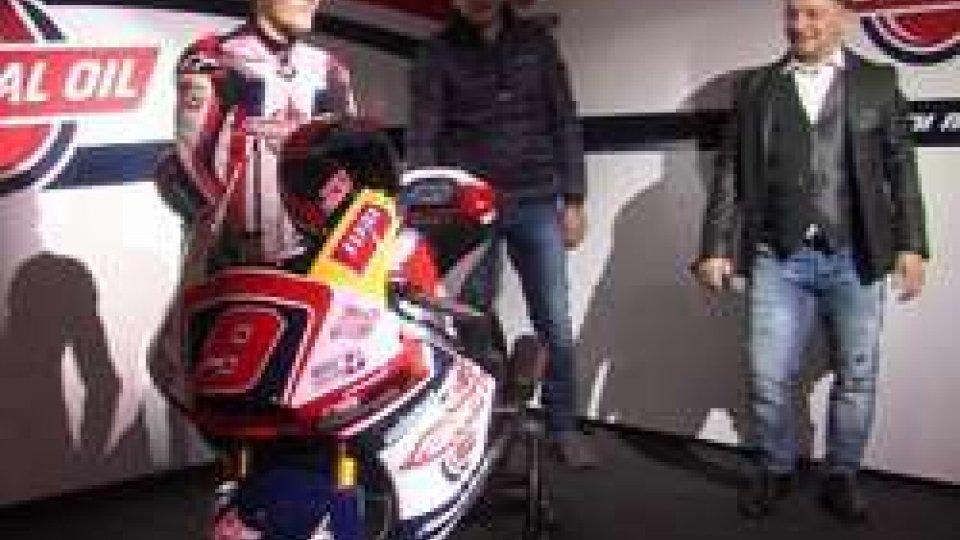 Motomondiale: si alza il sipario sul Team Gresini RacingMotomondiale: si alza il sipario sul Team Gresini Racing