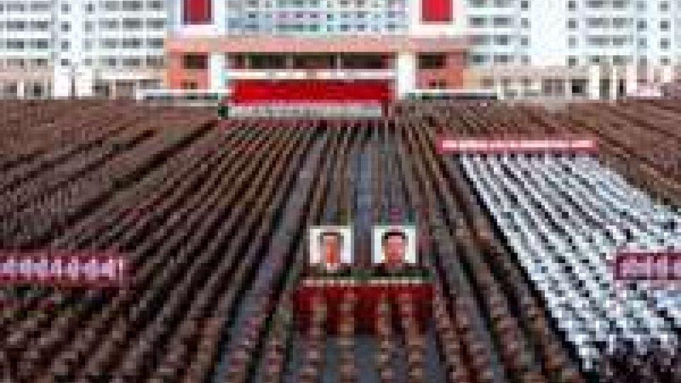 Corea del Nord: rinforzemo arsenale nucleare