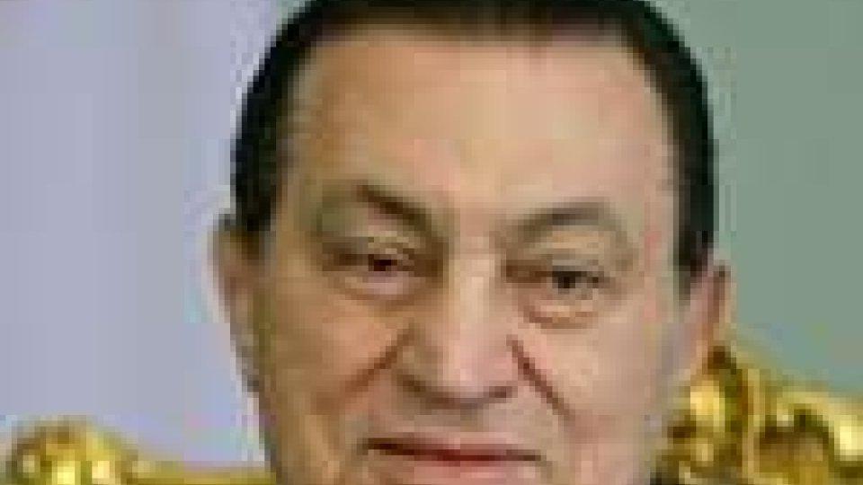 Egitto: in corso processo a Mubarak