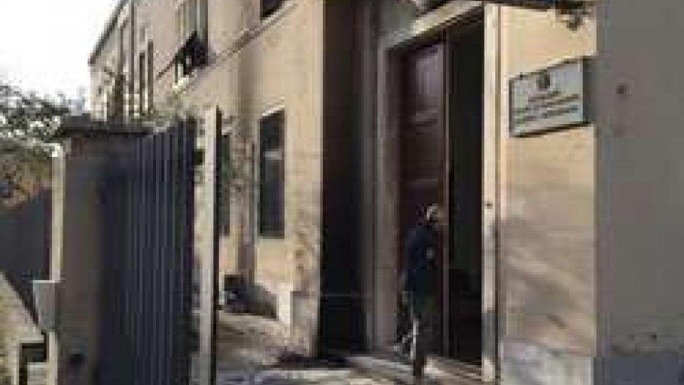caserma CC a Firenze