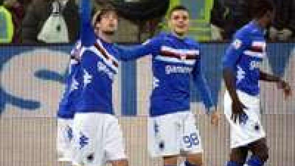 Serie A: alla Samp il derby della lanterna