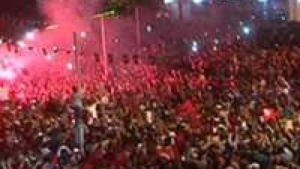 Tunisi: 40.000 in piazza contro il governo