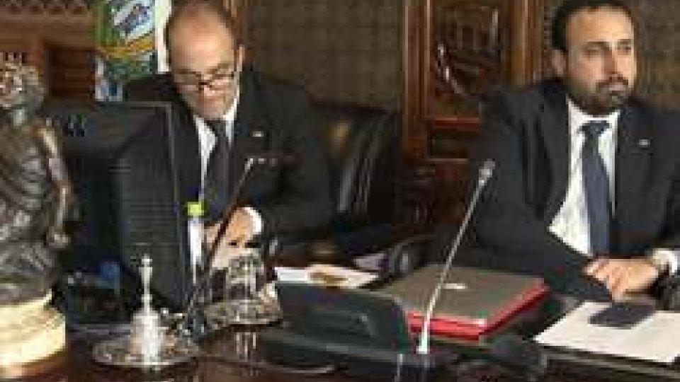 Consiglio: clima pesante per dimissioni da Commissione Giustizia