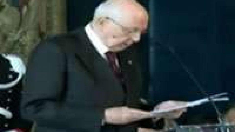 Gli impegni presi dal governo Monti saranno rispettati.