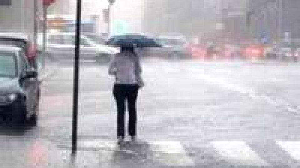 Maltempo: i temporali si spostano a sud, ma week end a rischio