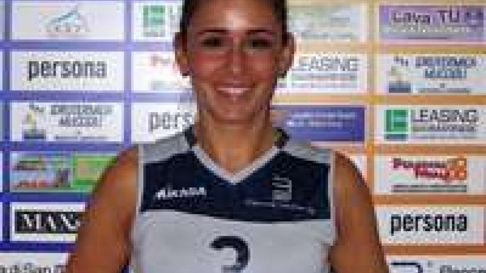Volley: Stefania Antimi
