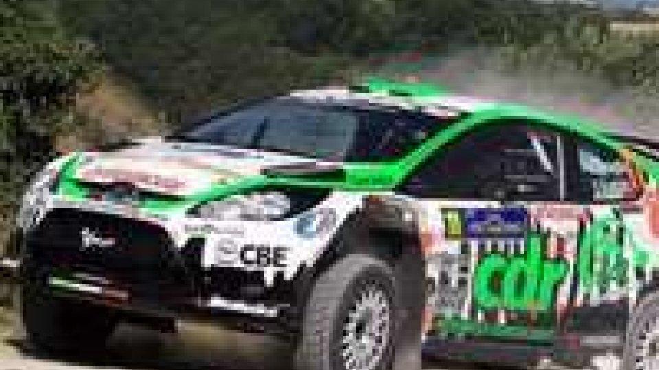 Il rally di San Marino valido per l'Intercontinental Challange oltre che per l'European Cup
