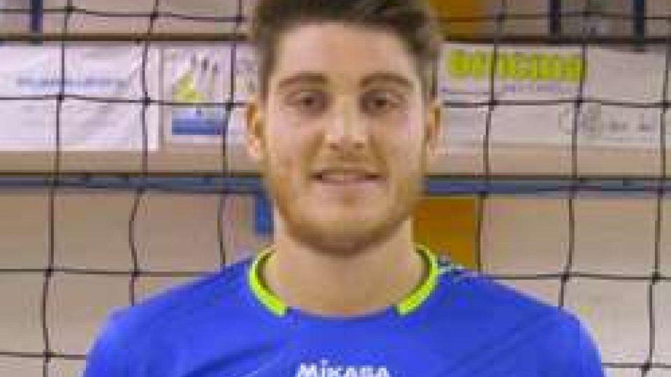 Alessandro PeroniVolley: successo in campo maschile, ko in serie C femminile