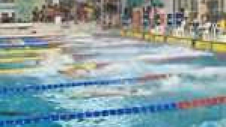 San Marino - Nuoto: San Marino sul gradino più alto del podioNuoto: San Marino sul gradino più alto del podio