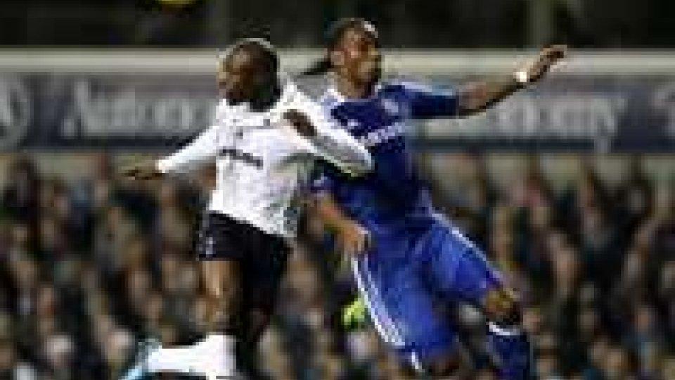Tottenham-Chelsea 1-1