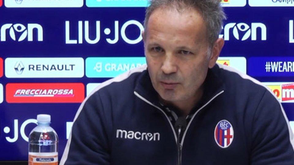 "Sinisa MihajlovicMihajlovic: ""Tanti i motivi per tornare a Bologna, ci possiamo salvare"""
