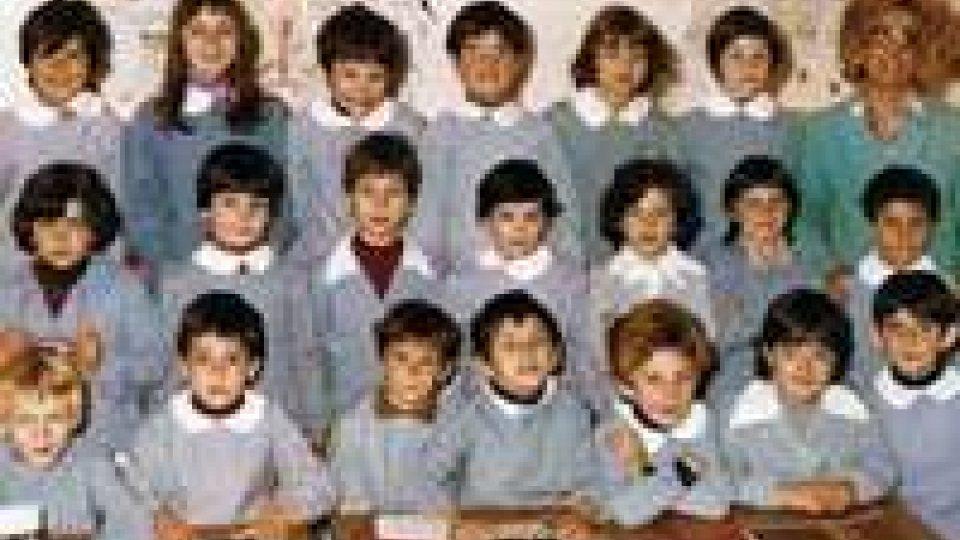 San Marino: dopo trent'anni, festeggiano con una cena la maestra elementare