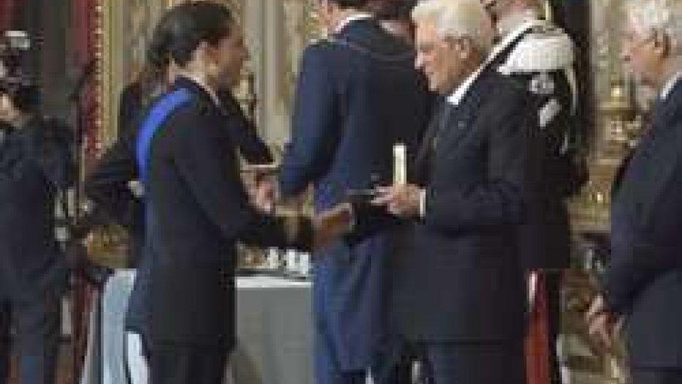 Il Presidente Mattarella ha premiato chi si è distinto per eroismo, legalità e assistenza ai migrantiIl Presidente Mattarella ha premiato chi si è distinto per eroismo, legalità e assistenza ai migranti