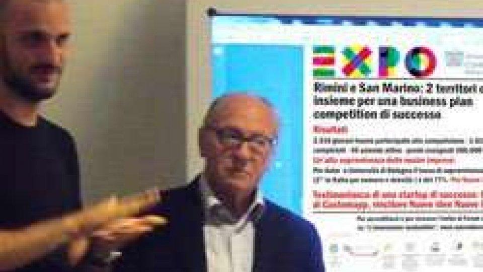 """4 anni di """"Nuove Idee Nuove Imprese"""" presentati ad Expo 2015"""
