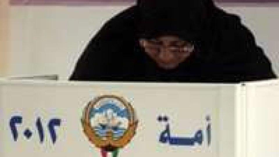 Kuwait: elezioni, al voto per rinnovo parlamento