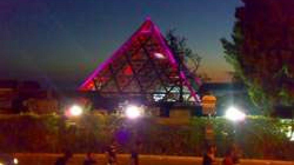 La piramide del Cocoricò