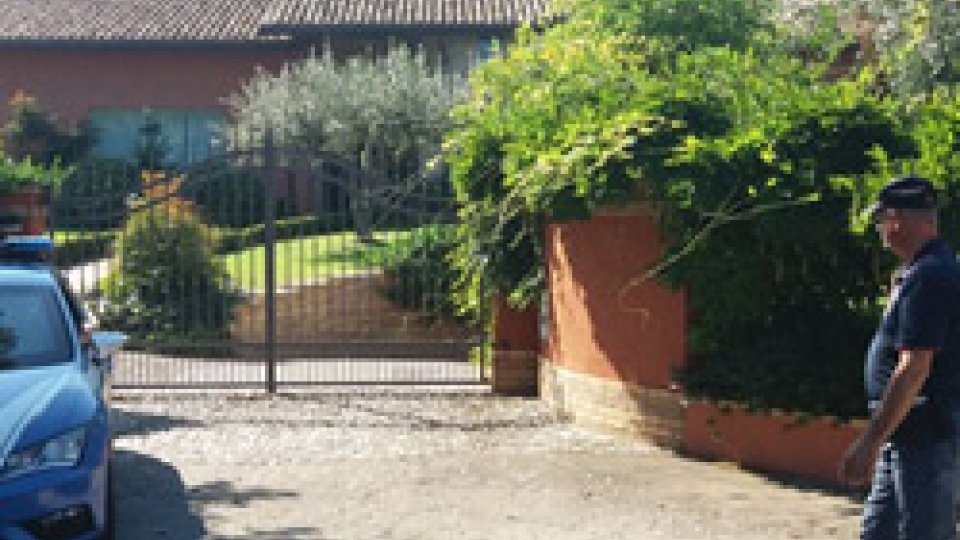 La villa dei coniugi Martelli @ansa