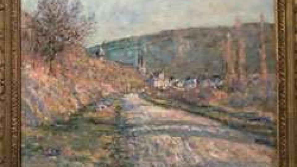 A Roma la mostra sugli impressionistiA Roma la mostra sugli impressionisti, capolavori dalla Phillips Collection di Washington