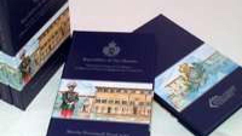"""Moneta per il """"500° Anniversario della morte di Pinturicchio"""""""