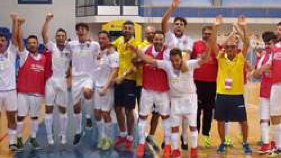 Futsal: parte oggi la favola europea del Tre Fiori