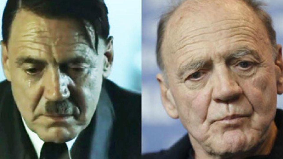 Bruno Ganz nei panni di Hitler