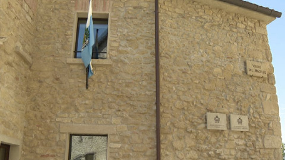 Segreteria Territorio: Progetto di Riqualificazione del Marciapiede di Via Paolo III, Città di San Marino
