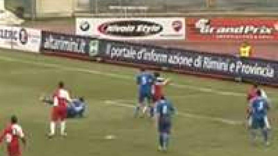 Al Morgagni di Forlì si recupera il derby col Rimini