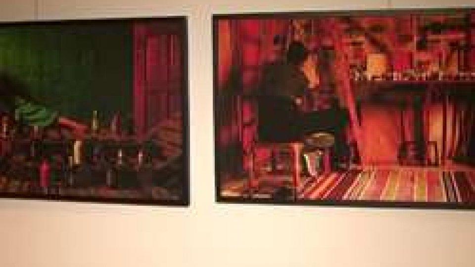 Inaugurata la mostra ''Luci della città'' di Nidaa Badwan